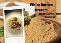 White Borneo Kratom Benefits And Kratom Smoothie
