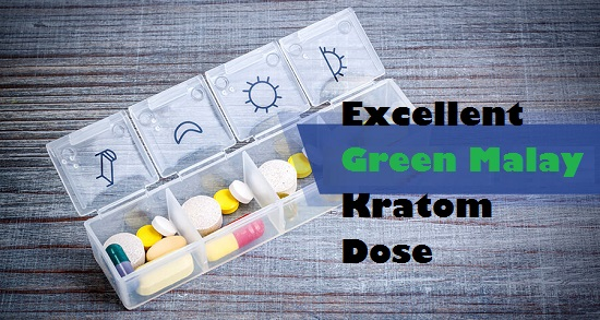 Green Malay Kratom Dosage