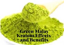 Green Malay Kratom Effects and Benefits