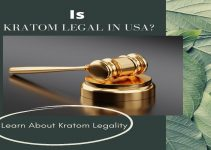 Is Kratom Legal In USA_ Learn About Kratom Legality
