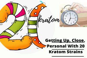 20 kratom Effects