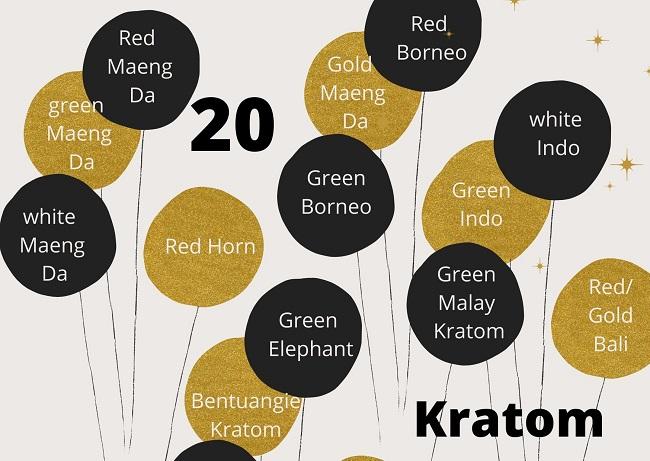 20 kratom