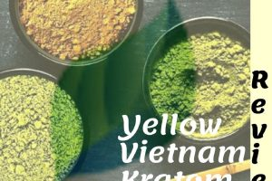 Yellow Vietnam Kratom Review