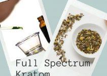 Full Spectrum Kratom Tincture