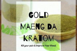 Gold Maeng Da Kratom