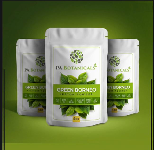 PA Botanicals Products