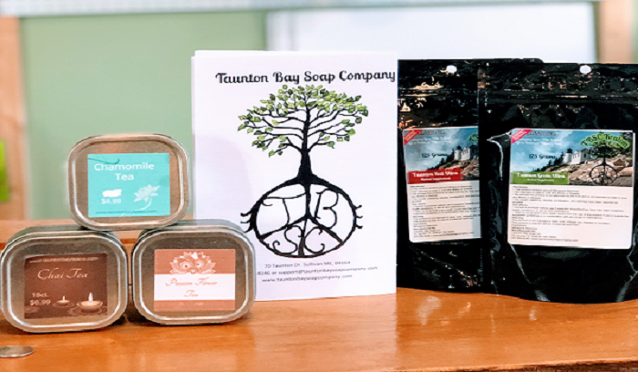 Taunton Bay Soap Products