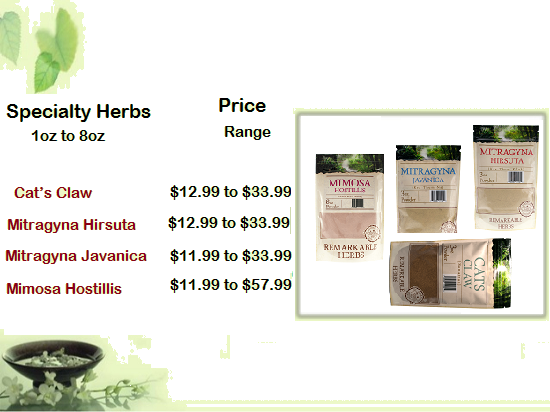 Remarkable Herbs Herbs