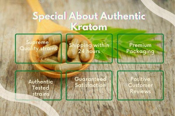 Authentic Kratom
